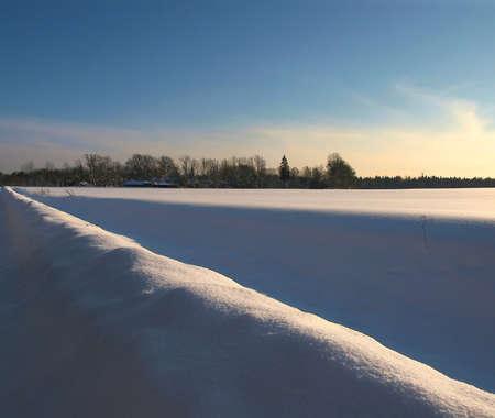 Winter. Stock Photo - 6492276