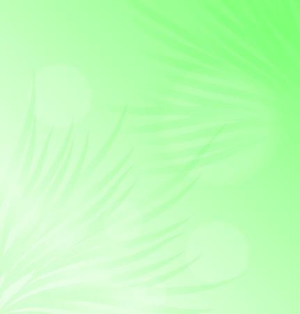 plantes aquatiques: R�sum� de fond avec l'herbe verte. Les plantes aquatiques illustration vectorielle.
