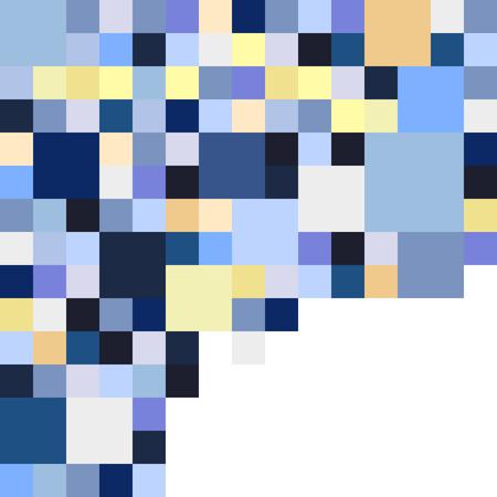 parallelogram: Vector de fondo geom�trico multicolor abstracta. Ilustraci�n con lugar para el texto.