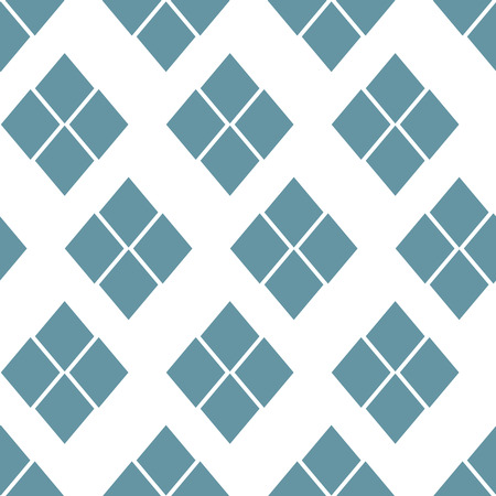 copied: Abstract seamless geometric pattern. Monochrome vector illustration can be copied without any seams. Background. Illustration for web design, prints etc. Rectangles modern pattern.