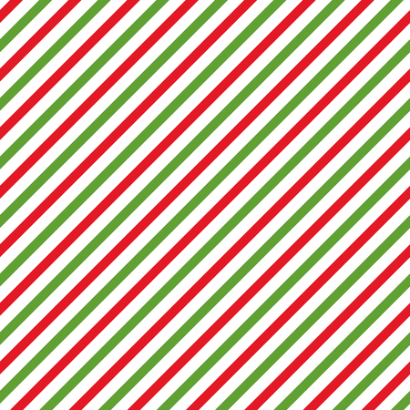 copied: Simple retro geometric Christmas pattern. Traditional colors. New Year theme. Background can be copied without any seams. Vector illustration. Winter endless texture can be used for printing onto fabric and paper or scrap booking. Illustration