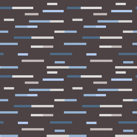 copied: Vector seamless pattern for web design, prints etc.. Modern stylish texture. Repeating geometric background with strip can be copied without any seams.