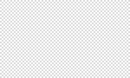 Transparent photoshop background. Gray and white grid. Vector illustration