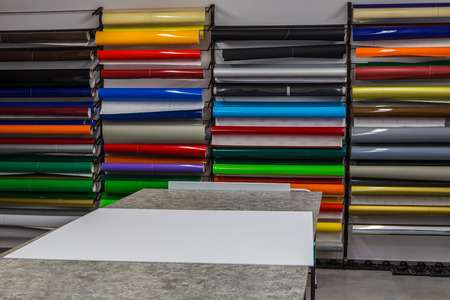 offset printer: printing workshop