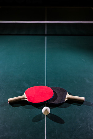 ping pong Banco de Imagens