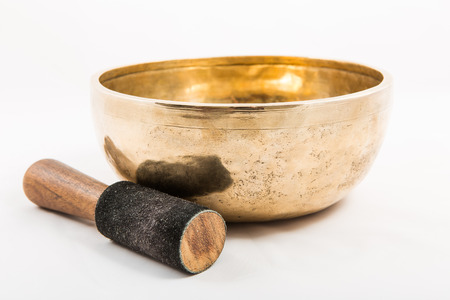 singing bowls: tibetan bowl