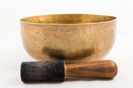 tibetan bowl  photo
