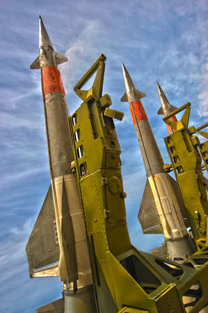 old missiles
