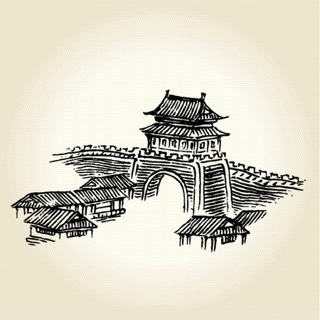 korean culture: Traditional Chinese Painting