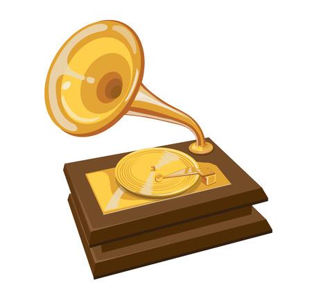 speaker: Music Speaker Illustration