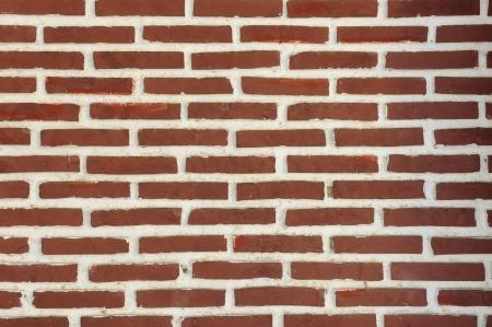 Orange brick wall Stock Photo - 8704090