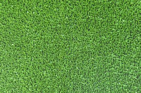 green artificial grass photo