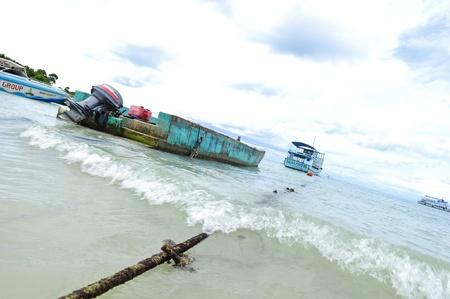 transportaion: transportaion boat Stock Photo