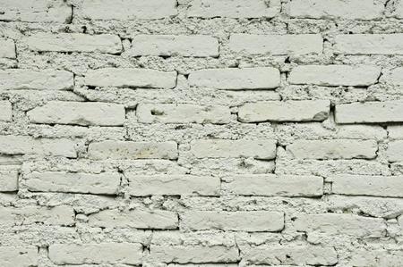 white brick wall Stock Photo - 9149812