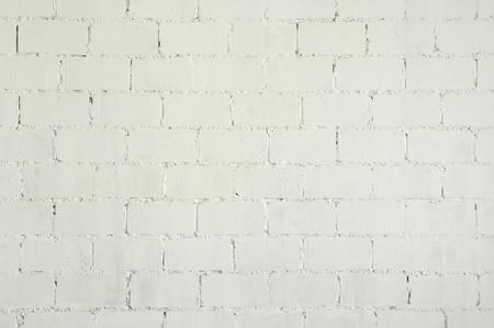 White brick wall Stock Photo - 11118082