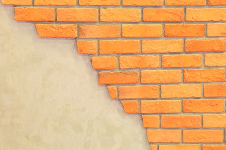 brick wall with space for text Stock Photo - 11498562