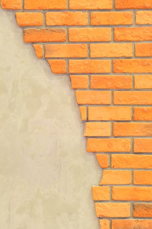brick wall with space for text Stock Photo - 11498577