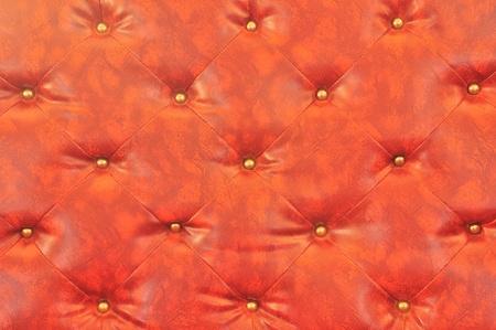 Vintage sofa texture photo