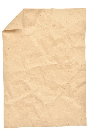 Vintage paper with space Stock Photo - 12660468