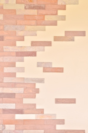 stone wall with space for text photo