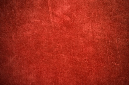 the red wall: Vintage red background