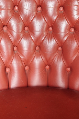 Texture of vintage sofa photo