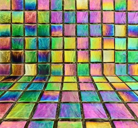Abstract colorful rainbow background photo