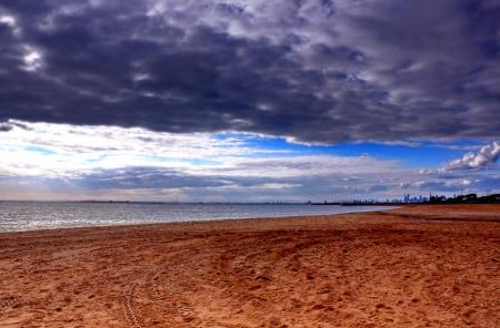 The Scenery of Beach
