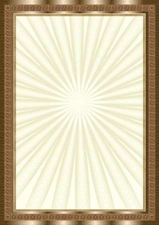 Diploma frame Stock Photo - 6602316