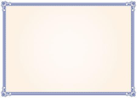 Diploma frame Stock Photo - 6602313
