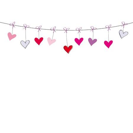 Cute card on festivity occasion Stock Vector - 9601738