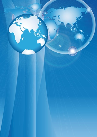 Global business concept Stock Photo - 9768934