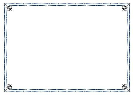 tu puedes: Marco lindo, simple que puede usar como marco t�tulo