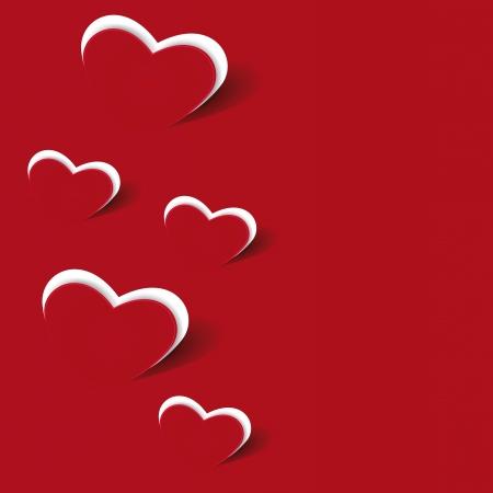 Card on Valentine s day