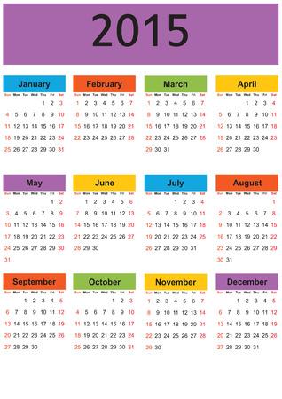 Netter Kalender Für Das Neue Jahr 2017 Lizenzfrei Nutzbare ...