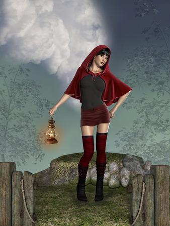 caperucita roja: Caperucita Roja