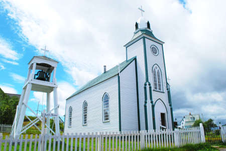 Church in Trinity, Newfoundland