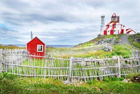 Cape Bona Vista Lighthouse photo