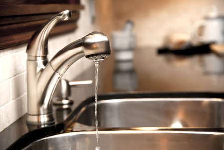 kitchen detail: Kitchen faucet