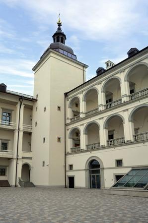 vilnius: Palace of the Grand Dukes. Vilnius, Lithuania.