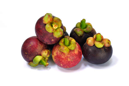 The Mangosteen, a delicious tropical fruit called as the queen of fruits