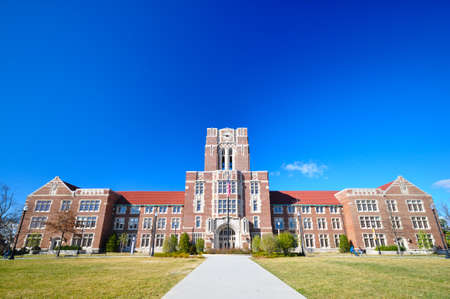 The Ayres hall at the University of Tennessee, Knoxville