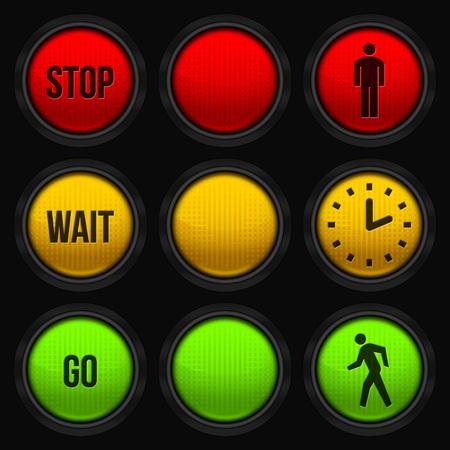 Traffic Lights Concept