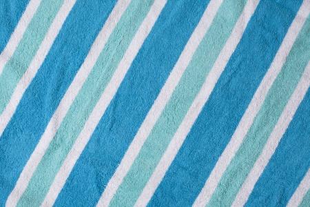 Refroidir fond serviette de plage avec la couleur des lignes diagonales. Banque d'images - 11480948