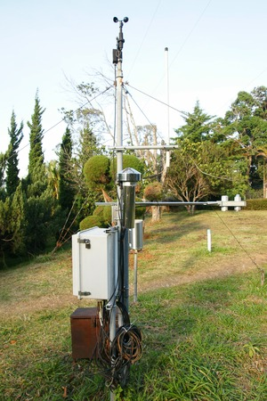 meteorological: Meteorological station
