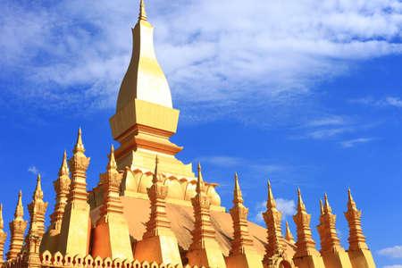 Capital of laos photo