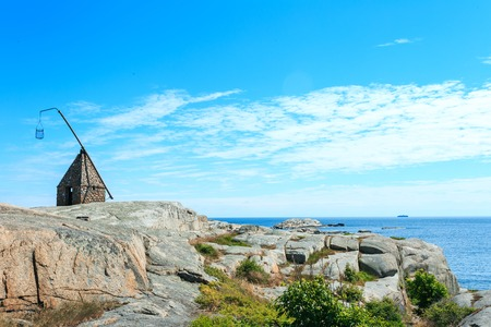 ende: View from Worlds End in Norway Verdens Ende