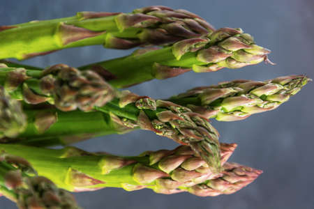 a couple of asparagus vegetables healthy food lifestyle close up