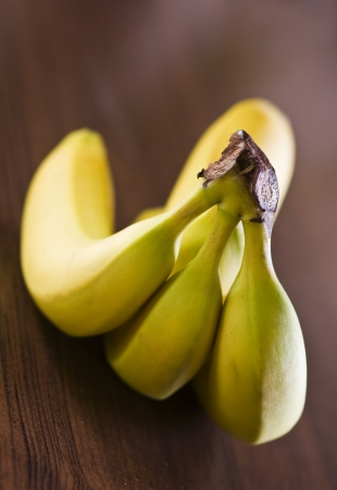 Bunch of bananas photo