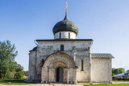 St. George's Cathedral in Yuryev-Polsky, Vladimir Region, Russia